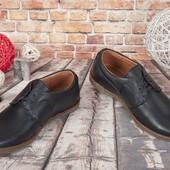 Классические туфли Grant на шнурках.