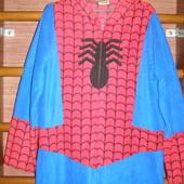 Пижама флисовая, размер М/L, рост до 190 см