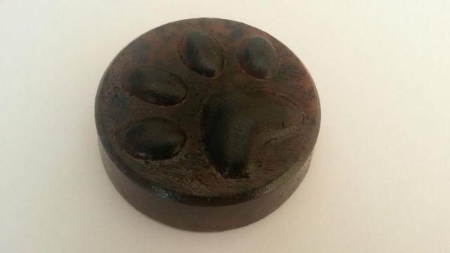 Мыло для собак ручной работы (твердый шампунь) фото №1