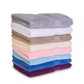 Махровые полотенца плотность 525 г/м2 Grange, разные цвета