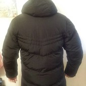 Куртка зимняя, с капюшоном, мужская. Размер 52.