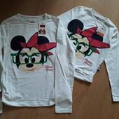 Лонгслив трикотажный Minnie Mouse, 8 лет, 16 лет, Испания