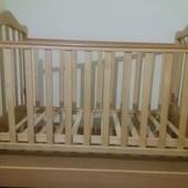 Детская кроватка Верес+матрас