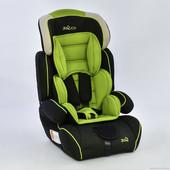 Автокресло Джой Joy группа 1-2-3 детское автомобильное кресло