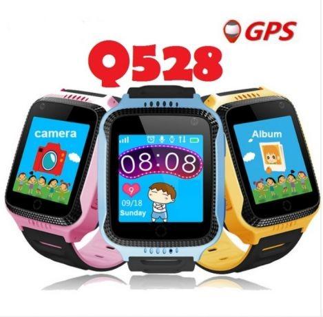 Original ®  умные детские смарт часы c камерой! фонариком! gps! q528 q529 y21 q65 фото №1
