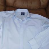 Рубашка рр 16 бренд Hawes&Curtis