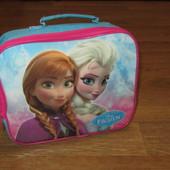 Термо сумка, ланчбокс Frozen от Disney