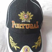 Бейсболка фирменная Portugal р.56-58