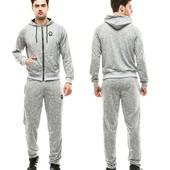 Модный мужской спорт костюм 48-52р