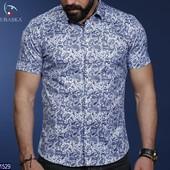 Рубашка 8 расцв.   к6855