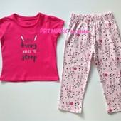 Пижама для девочки (4-8 лет) Primark. Читать описание!