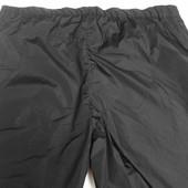 Болоневые штаны на сетчатой подкладке. Батал.