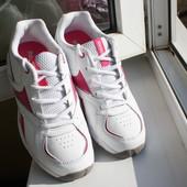 Кожаные кроссовки Reebok 38 размер (оригинал)