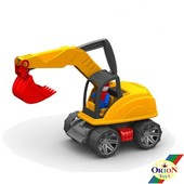 Трактор экскаватор игрушечный М4 249