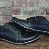 Мужские кожаные туфли Распродажа 699грн