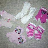 Носочки на 1-2 года