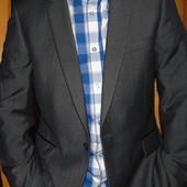 Стильний  брендовий новий пиджак Topman (Топмэн) л-хл .