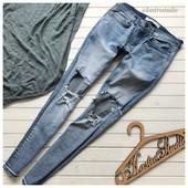 Мужские джинсы скинни рр М 34/32