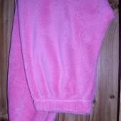 Love to lounge штаны пижамные флисовые, женские, размер S-M, рост 165-175 см