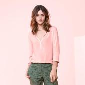 Красивая винтажная блуза кофточка S, М, XL тсм tchibo германия