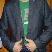 Брендовий стильний пиджак Pme Legend .л-хл .