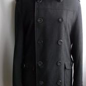 Демисезонное шерстяное  пальто Clockhouse,  р-р L,наш 48
