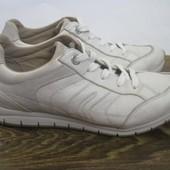 Кожаные туфли Geox р.38