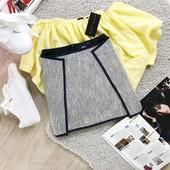 S-M Оригинальная юбка мини asos