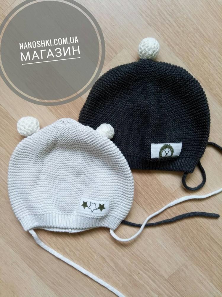 Topolino весенняя шапка для девочки и мальчика фото №1