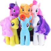 Милые плюшевые Май литл пони (My Little Pony), 18 см