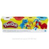 Play Doh Набор из 4 баночек в ассорт.