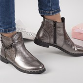Ботинки Tommy.