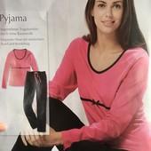 Шикарный комплект для дома, пижама L 44-46 евро Halil Германия
