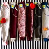 Весенние штаны для девочек, много расцветок