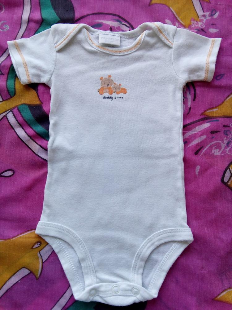 Бодик carter's baby рост 60-70 см фото №1
