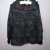 Очень Крутая Стильная Куртка Ветровка Nike  air max