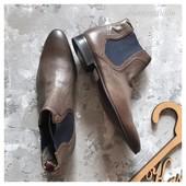 Ботинки Челси кожа Ted Baker рр 43-44
