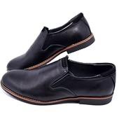 Мужские кожаные туфли Multi-Shoes Stael Parker