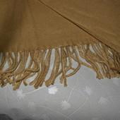 Мужской шарф шерлок песочный