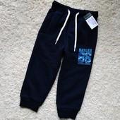 Спортивные штаны джоггеры Primark (утепленные)
