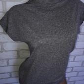 New Look Стильная футболка пол горло. Сток р 8