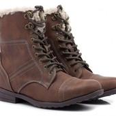 Plato ботинки осень- зима 38 размер