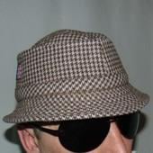 Стильная фирменная кепка шляпа бренд British Knights. 58-59