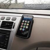 Антискользящий силиконовый коврик, держатель в автомобиль.