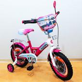 Велосипед Tilly Стюардеса 14 T-214211