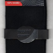 Носки мужские Prestij Comfort 100% бамбук плотные, 40-44 р.