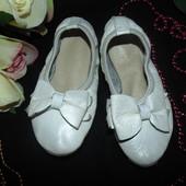Чешки кожаные 29р,ст 19 см.Мега выбор обуви и одежды