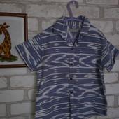 Отличная рубашка Next 5-6 л 116 см Хлопок