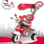 Велосипед Baby Driver Confort Mixte Smoby 434208