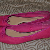 новые туфли балетки George 27  см 41- 42 размер Англия